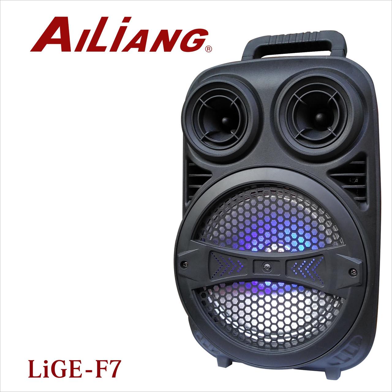 Акустическая система Ailiang LiGE-F7