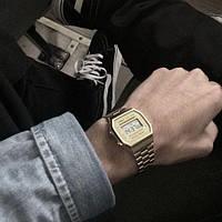 Мужские наручные часы CASIO A-168WG-9UR Reto