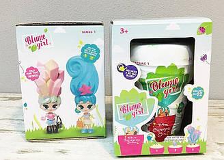 Кукла-сюрприз в горшочке Blume Girl