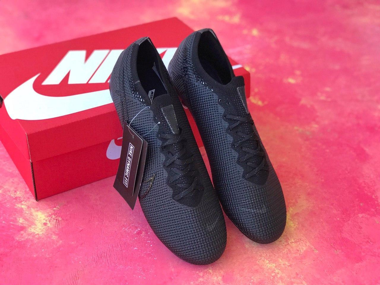 Бутсы Nike Mercurial Vapor 13 Elite MDS FG/найк меркуриал вапор/ копы/,40/