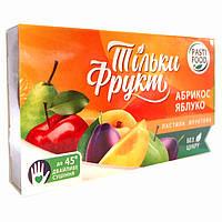 Только фрукты Пастила Абрикос-Яблоко 50г