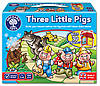 """Настольная игра для малышей """"Три поросёнка"""" Orchard Toys, фото 2"""