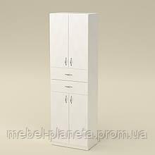 Шкаф распашной с ящиками КШ-11 Компанит