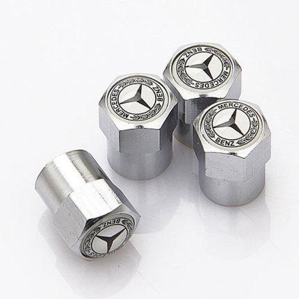 Ковпачки на ніпель коліс Mercedes