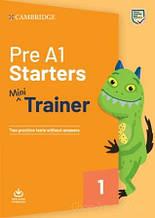 Fun Skills Starters Mini Trainer + Audio Download / Книга с тестами
