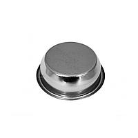 Слепой фильтр стальной Lelit 57 мм