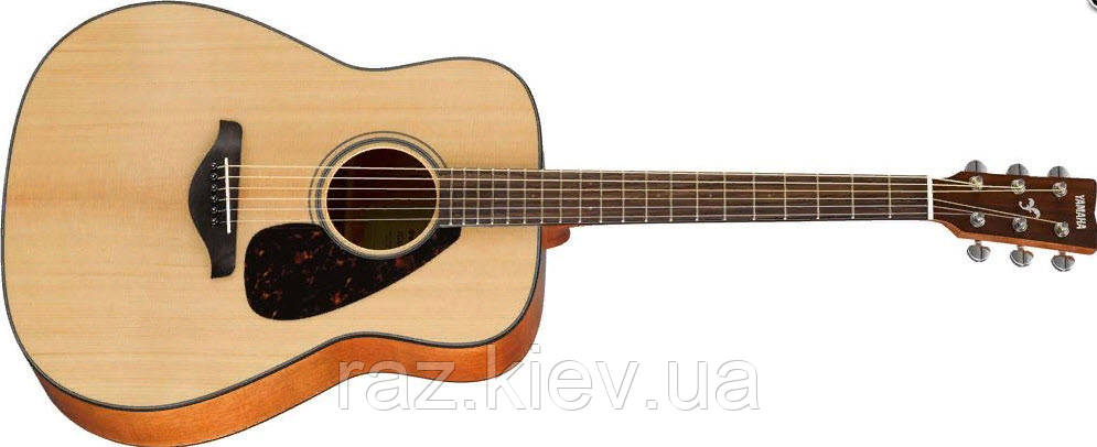 Акустическая гитара YAMAHA FG800 (NT)  Дредноут / вестерн
