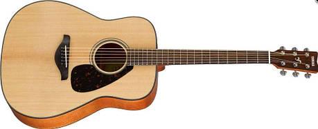 Акустическая гитара YAMAHA FG800 (NT)  Дредноут / вестерн, фото 2
