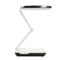 Настольная светодиодная лампа YAGE YG-5913C Бело-черный 1343-11639, КОД: 1559645