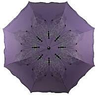 Женский симпатичный компактный прочный механический зонтик YuYing art. 1637, фото 1
