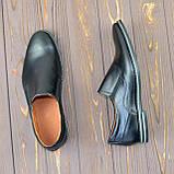 Туфли кожаные мужские от производителя, фото 2
