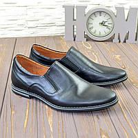 Туфли кожаные мужские от производителя, фото 1