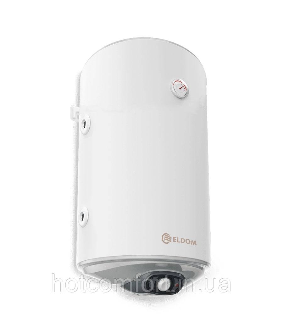 Бойлер косвенного нагрева Eldom Thermo 150 литров 2,0 кВт (WV15046TGL) (Комбинированный Элдом)