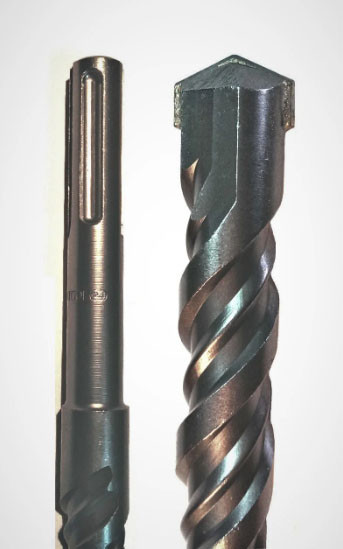 Свердло-бур Craft  SDS-MAX, 38*1000мм квадро