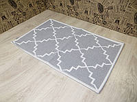 Турецький килимок для ванної розмір 50х80 з бавовни. 5080-7