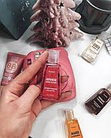 Гель-антисептик для рук антибактериальный санитайзер Saaniti 30 мл с ароматом Вишня