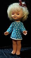 Кукла СССР в родной одежде 35 см.Клеймо.