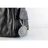 Охлаждающее полотенце спортивное из микрофибры в чехле Быстросохнущее для Спорта и фитнеса cooling towel Серое, фото 6