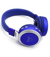 Накладні навушники безпровідні Bluetooth Karler Bass BOYI 50, фото 1