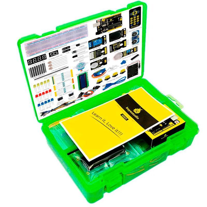 Базовый Keyestudio набор Arduino Advanced Study Kit