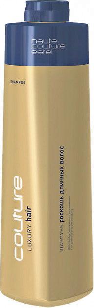Шампунь для волос «Роскошь длинных волос» Estel Professional Luxury Hair Haute Couture 1000 мл