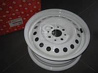 Диск колёсный ВАЗ 2108-21099, 2113-2115 белый