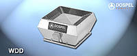 Вентилятор DOSPEL WDD 450-L2 промышленный крышный центробежный, Евросоюз, Польша