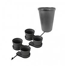 Система автополива Plant!t Gogro 15л 4 Pot System c ёмкостью 45л