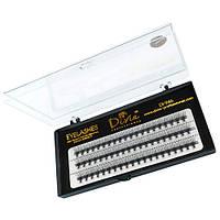 Divia Вії пучкові в касеті Di946 №013 MIX