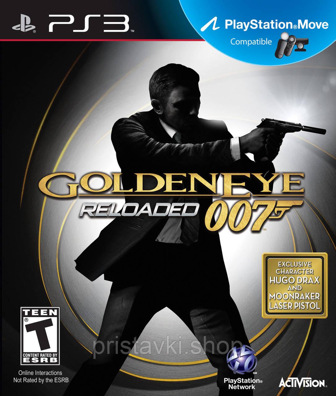 GoldenEye 007: Reloaded PS3