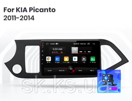 Junsun 4G Android магнітола для KIA Picanto 2011 - 2014