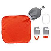 Набор для чистки электроники OXO CLEANING PRODUCTS, серый с красным, 3 предмета (12246300)