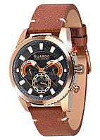 Мужские наручные часы Guardo Коричневый S01896 RgBBr, КОД: 1548747