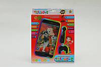 Детский интерактивный смартфон Кот Том цвет черный YNA /3-4