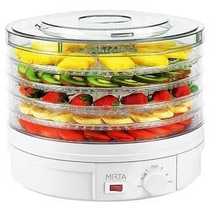 Электрическая сушка для овощей Mirta DH-3846