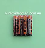 Батарейка VIDEX R03 ААА 1.5 V солевая микропальчиковая, фото 2
