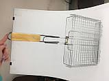 Решетка Для Гриля + Веер для огня, фото 4