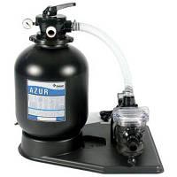 Фильтрационная установка Pentair Azur Фильтр 475 мм, насос Swimmey 9м3/ч