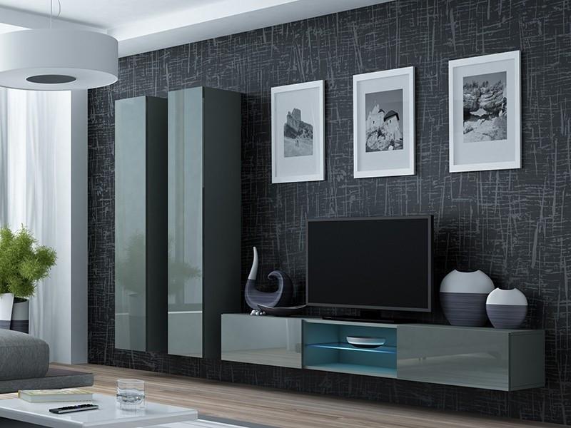 Гостиная VIGO 19 серый (Cama)