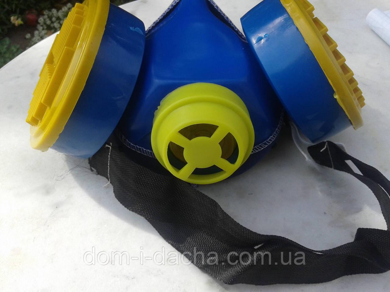 Пульс 2 картриджа (респиратор шахтный пылевой)