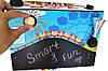 БОЛЬШОЙ БИЗИБОРД БИЗИДОМ «Меча малыша» с подсветкой, мягкой игрушкой и каналом для полета шарика, фото 9