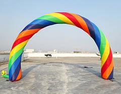 Надувні арки