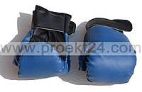 Боксерские перчатки 4 оz Кожвинил (пара)