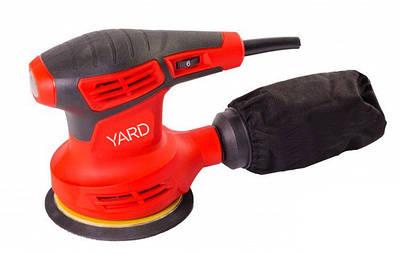 Ексцентрикова шліфмашина YARD RS-650 (Кейс) USA (Гарантія 60 місяців)