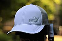 Кепка мужская Puma бейсболка сетка, фото 1