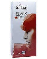 Чай черный Tarlton Black Tea в пакетиках 25 шт х 2 г (52473)