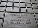 Килимки автомобільні для Dodge (Додж), гумові Petex, Німеччина, фото 6