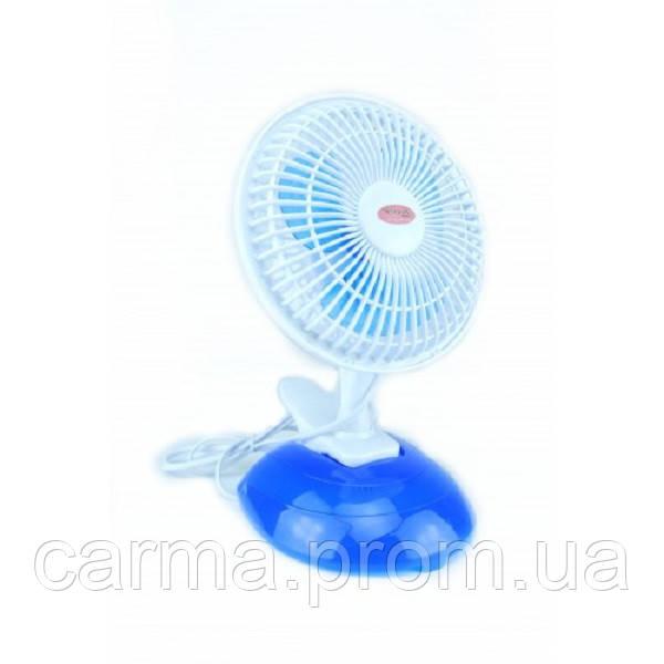 Вентилятор WIMPEX WX-605 Белый/Синий