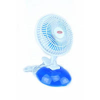 Вентилятор WIMPEX WX-605 Белый/Синий, фото 1