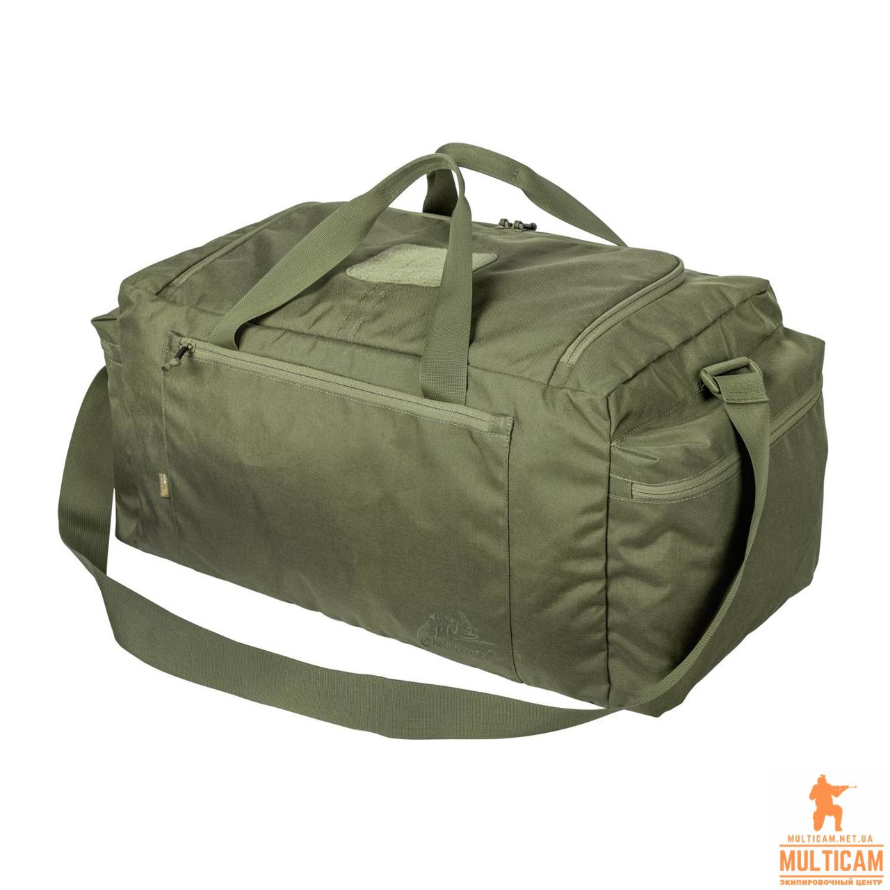 Сумка тренировочная Helikon-Tex® URBAN TRAINING BAG® - Cordura® - Olive Green